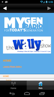 MYGEN RADIO- screenshot thumbnail