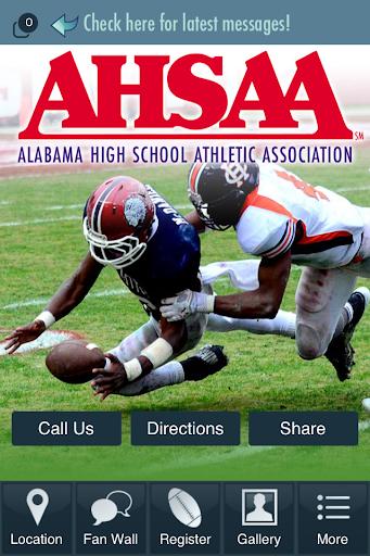 AHSAA Alabama HS Athletic Assn