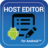 Hosts file editor