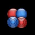 Checkerzzz Lite-Checkers Game icon