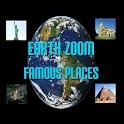 Earth Zoom : Famous Places logo