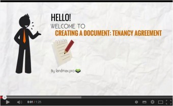 How to create a tenancy agreement