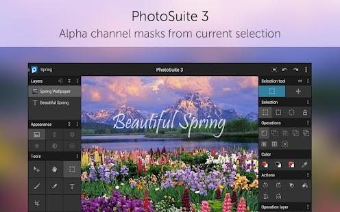 PhotoSuite 3 Photo Editor 3.2.309 APK