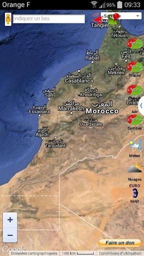 Le Maroc en 4x4 Navigation