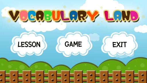Vocabulary Land