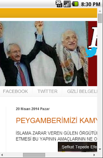 Fethullah Gulen FACTS- screenshot thumbnail