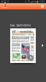 el Economista Kiosco- screenshot thumbnail