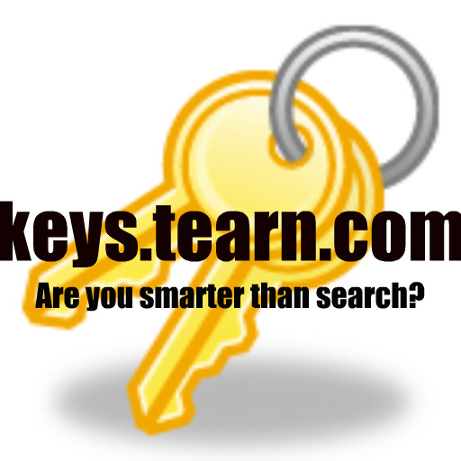 Keys  The search game