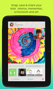 Keepy - Save Kids' Artwork- screenshot thumbnail