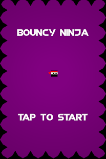Bouncy Ninja- screenshot thumbnail