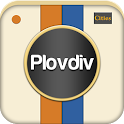 Plovdiv Offline Map Guide icon