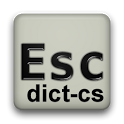 Czech dictionary (Čeština) icon