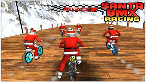Santa BMX Racing