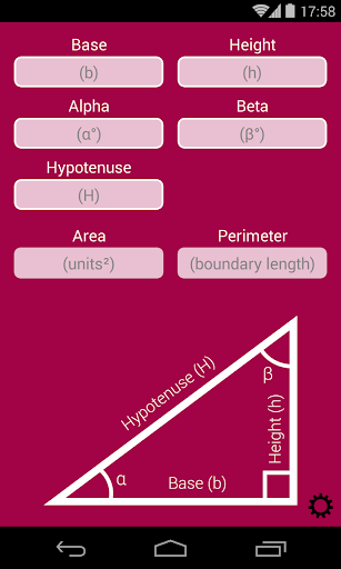 Trigonometry Help - Calculator