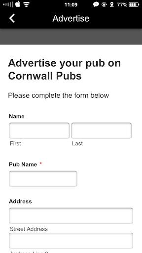【免費商業App】Cornwall Pubs-APP點子