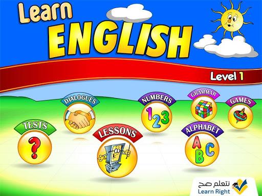 Learn English - Level 1