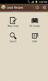 Good Recipes Screenshot 1