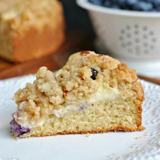 Blueberry Cream Cheese Coffee Cake.
