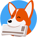 Corgi for Feedly News Magazine icon