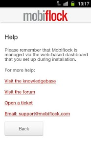 Mobiflock Parental Control - screenshot thumbnail