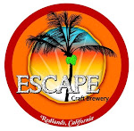 Logo of Escape Violet Beauregarde, blueberry wheat