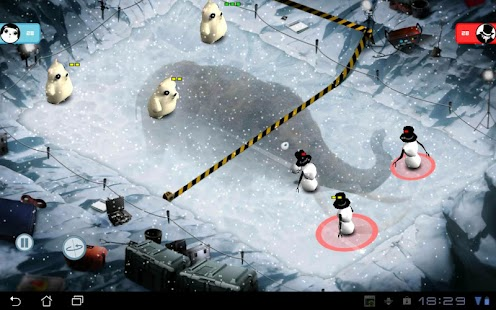 Coldwar HD for tablets - screenshot thumbnail
