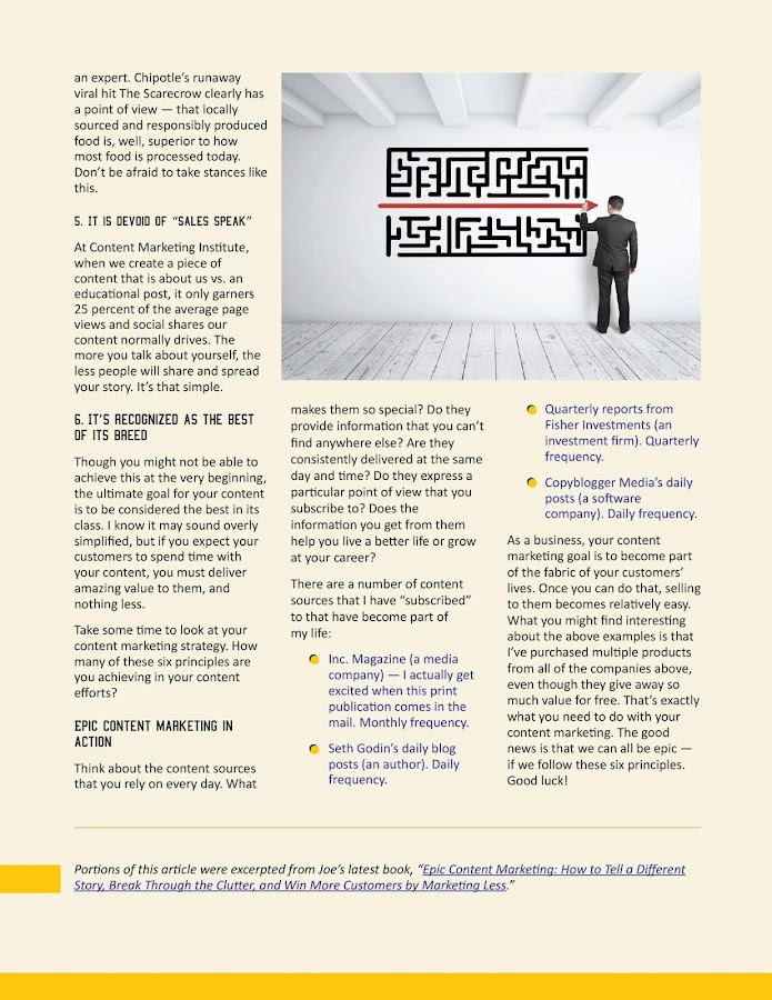 SuccessfulStartup 101 Magazine- screenshot