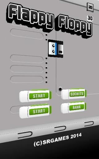 Flappy Floppy 3D
