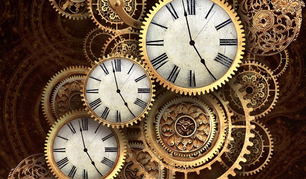 Antike uhr wallpaper  Gold Clock Live Wallpaper HD - Google Play Store revenue ...