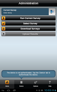 droid Survey Offline Forms- screenshot thumbnail