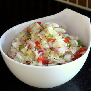 Light and Easy Summer Slaw