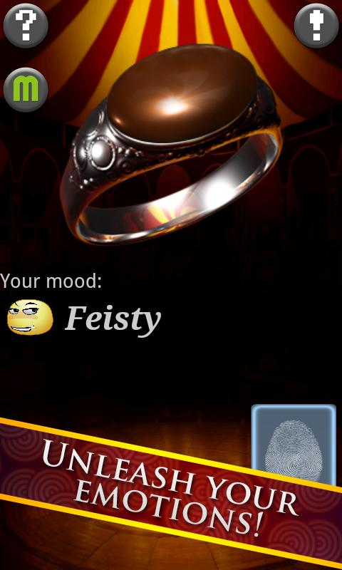 Mood Ring- screenshot