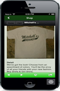Mitchells Sports Bar - screenshot thumbnail