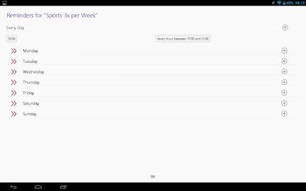 HabitBull - Habit Tracker Screenshot 15