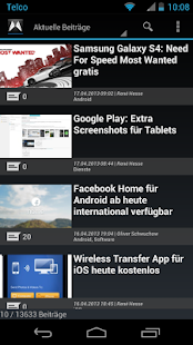 mobiFlip.de - screenshot thumbnail