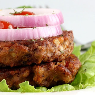 Chickpea And Kidney Bean Burgers Recipes.