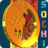 Sochi Gold Live Wallpaper