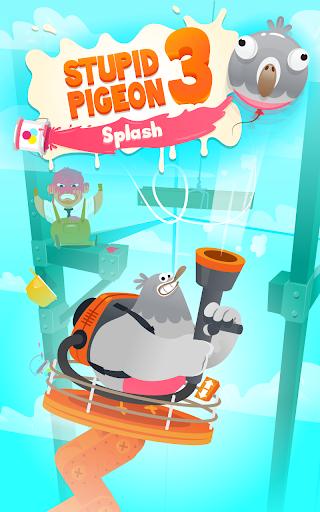 Stupid Pigeon 3 飞溅 (Splash)|玩街機App免費|玩APPs