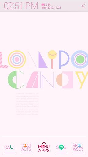 Typo Pink2 atom theme