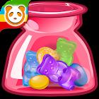 数糖果 - 学数字和颜色 icon