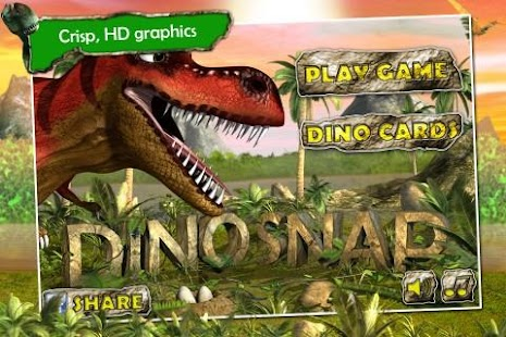 Dino Snap- screenshot thumbnail