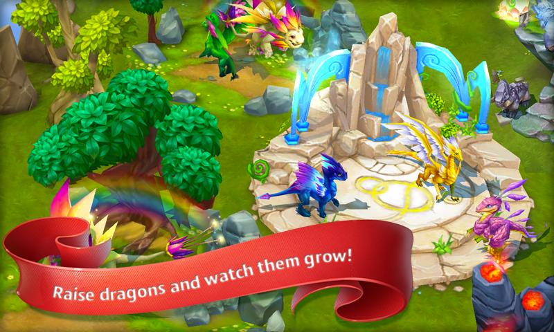 android Dragons World Screenshot 10