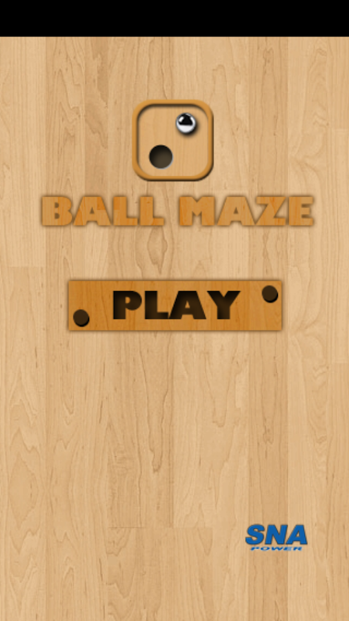 Maze Ball- screenshot