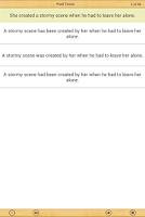 Screenshot of Grammar : Change of Voice Lite