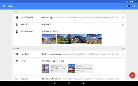 Inbox by Gmail v1.7
