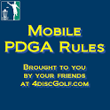 PDGA Mobile Rules icon