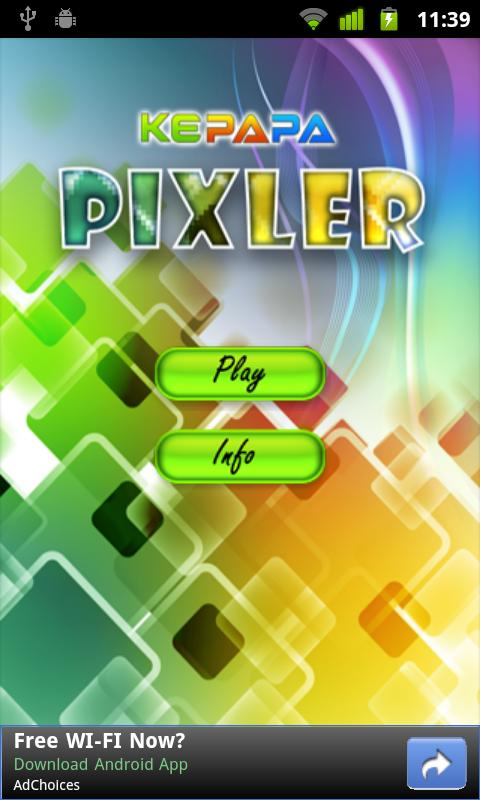 Pixler- screenshot