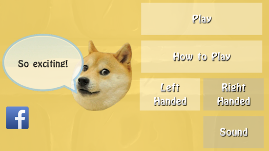 Swipe the Doge- screenshot thumbnail