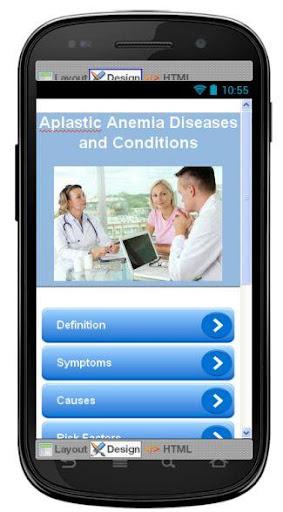 Aplastic Anemia Information