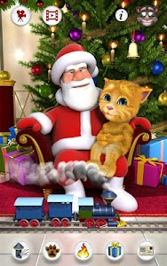 Talking Santa meets Ginger + v2.0